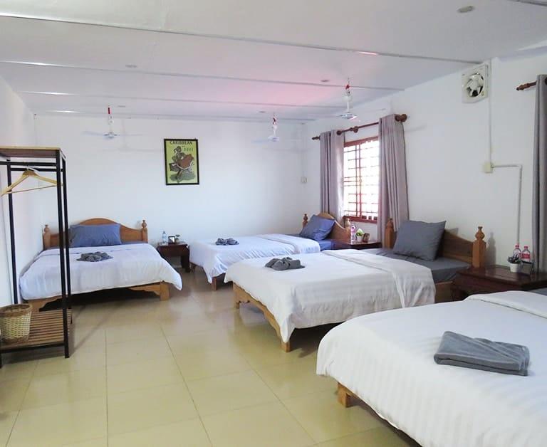 Sorya Guesthouse Economy Room